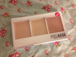 mua pro base conceal and brighten kit porcelain swatch review