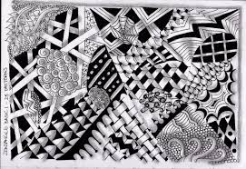 Official Zentangle Patterns New Inspiration Ideas