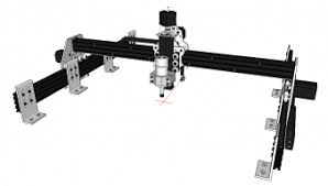 cartesian style cnc openbuilds open source cnc projects at Ox Cnc Wiring Diagram