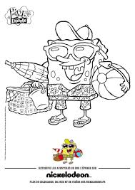 Small Picture Coloring Pages Sponge Bob Square Pants Coloring Pages Pictures