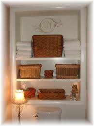 Wicker Basket Cabinet White Bathroom Storage Baskets Bathroom Built In Shelves Bathroom