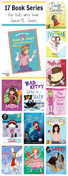 17 book series for kids who love junie b jones
