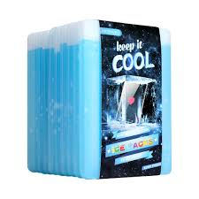 Cool Pack Design Oicepack Ice Packs For Lunch Box Freezer Ice Packs Slim Long Lasting Cool Packs For Lunch Bags And Cooler Set Of 10 Poker Design Heart