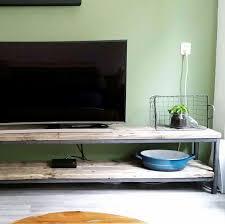 Houten Wand Tv Meubel