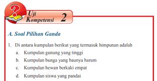 Contoh soal dan jawaban sejarah indonesia kelas 11 xi kunci jawaban soal matematika kelas viii semester genap. Jawaban Soal Uraian Matematika Kelas 7 Halaman 48