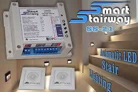 led stair lighting kit. Automatic LED Stair Lighting KIT \ Led Kit S