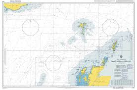 Sea Charts Scotland Admiralty Chart 245 Scotland To Iceland