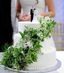 3 Layer Simple Wedding Cakes Jerusalem House