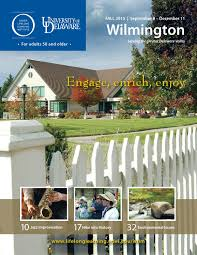 Ud Osher Wilmington Catalog Fall 2015 By University Of Delaware