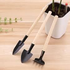 nifocc 3 piece gardening tool sets mini