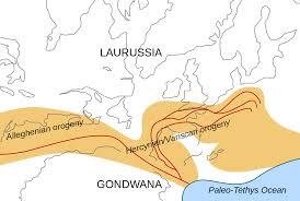 Variscan orogeny - Wikipedia