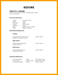 References Template For Resume Impressive References On Resume Example Catarco