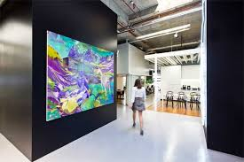 why your office design and fitout needs a piece of art best office art