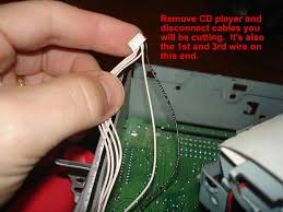 hard wire ipod on m t w o nav done page 3 genvibe i then cut and ered based on vibe 04 s posting