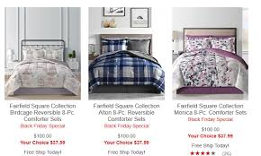 8 piece bedding sets 37 99 shipped