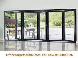 best pvc folding doors dubai abu