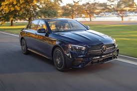 Saloon and estate are able to react if the driver doesn't. 2021 Mercedes Benz E Class Prices Reviews And Pictures Edmunds