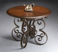 unique foyer tables. In Demand Rounded Foyer Table With Iron Base Legs As Antique Living Ideas Unique Tables N