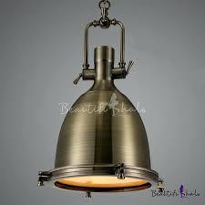 restoration industrial pendant lighting. Wonderful Industrial Pendant Light 1 Dome Shade Frost Glass . Restoration Lighting Y