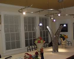 large size of picturesque brushed nickel kitchen track lighting vertical blinds framewindows fruit bowl table
