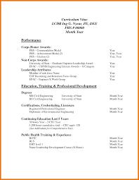 Blank Resume Templates Pdf Resume Pdf Templateblank Resume