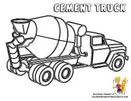Small Picture Construction Truck Coloring Pages For Kids Big man bconstruction
