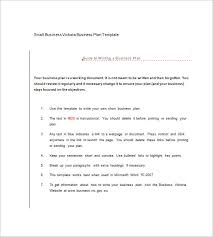 Ms Word Business Plan Template Microsoft Business Plan Template 18 Free Word Excel Pdf Format