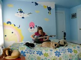 Paint For Childrens Bedroom Nice Kids Bedroom Murals How To Paint A Kids Room Mural Decoration
