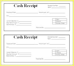 Sale Receipt For Car Personal Sales Receipt Template