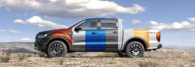 New Colors For 2020 Ford Ranger 2019 Ford Ranger And
