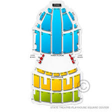 Playhouse Square Cleveland Seating Chart State Theatre Playhouse Square Center Tickets