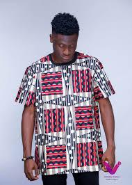 African Print Men S Shirt Designs Unisex Round Neck Ankara Shirt 9
