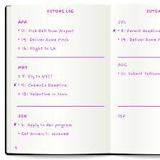 Learn Bullet Journal
