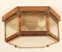 652c antique copper ceiling mount