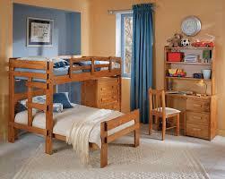 Corner Triple Bunk Bed   Bedroom Ideas Decor
