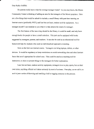 Template Letter Of Recommendation Template