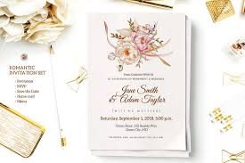 card invitation 50 wonderful wedding invitation card design samples design shack