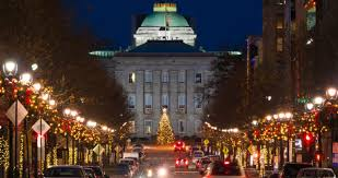 Downtown Raleigh Christmas Lights Things To Do In Raleigh N C December 2018