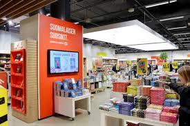 Finnish Design Outlet Market Value Suomalanein A Bookstore In Helsinki
