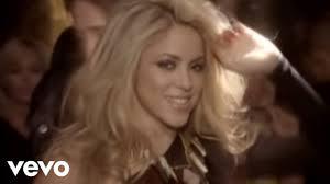 Shakira - She Wolf (YouTube Version) - YouTube
