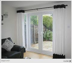 shower curtain over sliding glass doors luxury 47 best window treatments images on