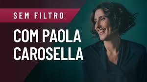 PAOLA CAROSELLA: OS AMORES, MANIAS E PRAZERES DA CHEF