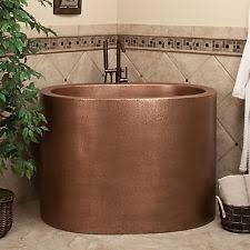 Square Japanese Soaking Tub
