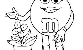 Free Mm Coloring Pages Raovat24hinfo