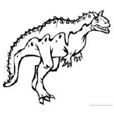 colouring pictures of dinosaurs. Unique Pictures Dino Catrak Image  Free Printable Carnotaurus On Walking Coloring Pages For Colouring Pictures Of Dinosaurs