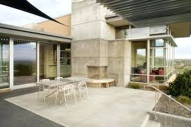 outdoor corner fireplace outdoor corner fireplace patio modern with concrete fireplace surround concrete outdoor corner fireplace