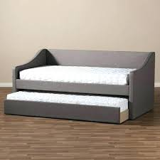 Trundle Day Bed Modern Day Beds Wood Modern Daybeds With Trundle