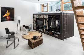 One Room Living Design Small Space Living Breakingdesignnet
