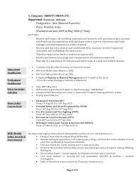 80 Undergraduate Simple Store Keeper Resume In Interview Resume