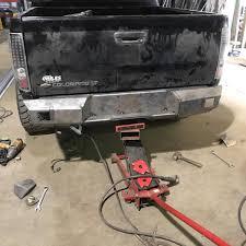 DIY Chevy Colorado Bumper (2588) - MOVE